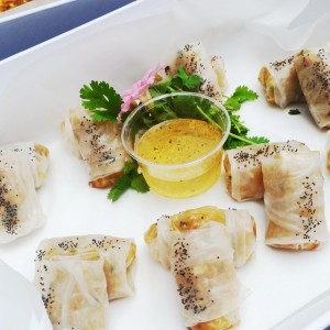 thai rice paper rolls