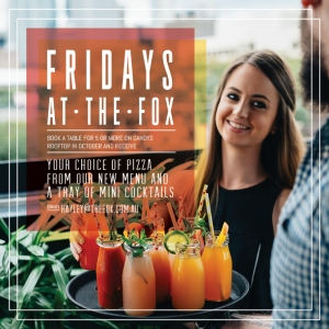 Special Offer | Fridays at The Fox