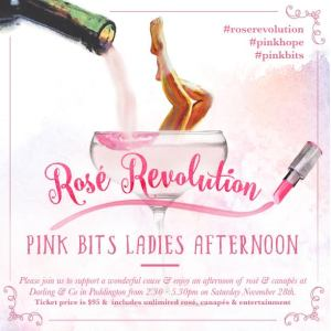 Rose Revolution Charity Event